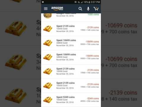 Mobile Strike 101 - Be careful using Amazon coins