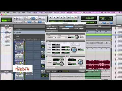 Pro Tools Production Tips - (Mixing Vocals 4)