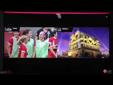 LG webOS - Multi-View