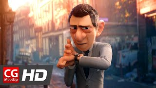 "CGI Animated Short Film ""Agent 327 Operation Barbershop"" by Blender Animation Studio | CGMeetup"