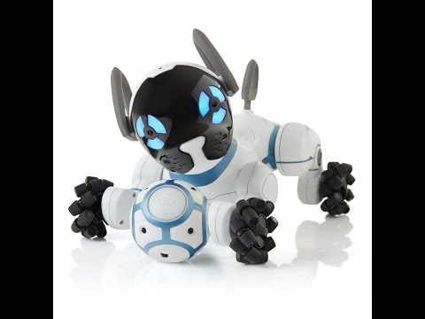 Buy the Wowwee Robot Dog Early - Chip
