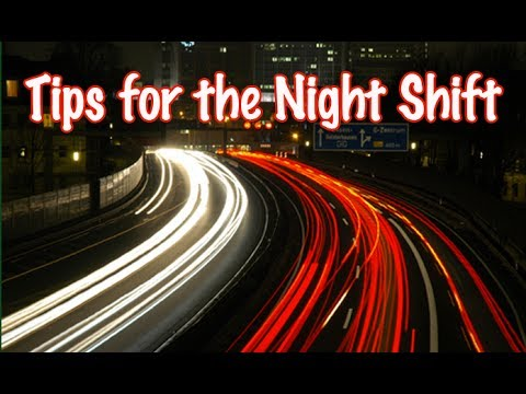 TAMIL: How to Stay Healthy During the Night Shift