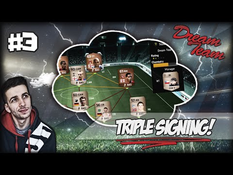 S4 Dream Team #3 - 'Triple Signing' | FIFA 14 Ultimate Team | Road To Glory To FIFA 15!
