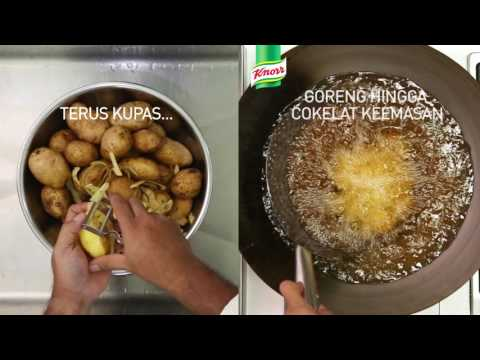 Knorr Potato Flakes: More benefits only in 1 peel | UFS ID