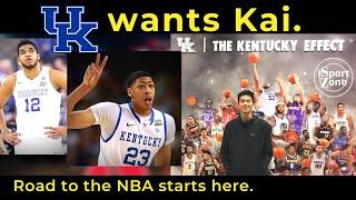 Kai Sotto TARGET ng KENTUCKY University. PINATUNAYAN na Siya'y Isang LEGIT NBA Prospect.