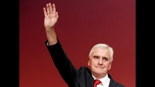 Goldman Sachs invites John McDonnell for meeting as City looks to patch relationship with