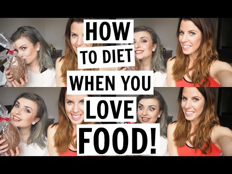 HOW TO DIET WHEN YOU LOVE FOOD | WITH HELEN ANDERSON
