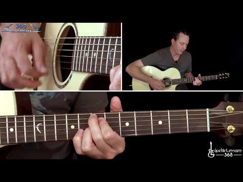 Bon Iver - Skinny Love Guitar Lesson