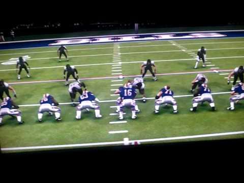Madden NFL 13 Amazing play by Joe Montana - MUT 13