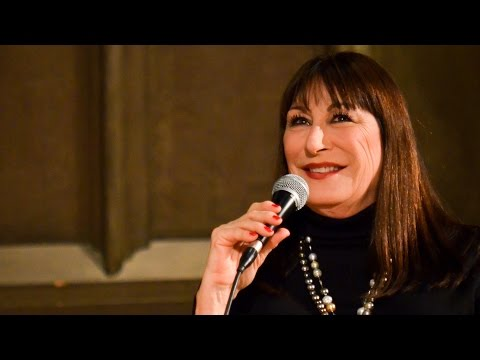 Anjelica Huston: