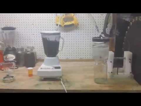 Graphene blender method test Day  5