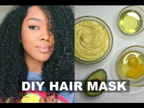DIY: Hair Mask | Strength, Conditioning, & Growth | Natural Hair
