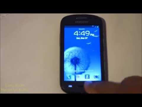 Samsung Galaxy Exhibit Soft Reset   metroPCS   Factory Setting   Original Setting