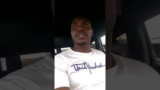 Cash barron praises munangwagwa on camera.