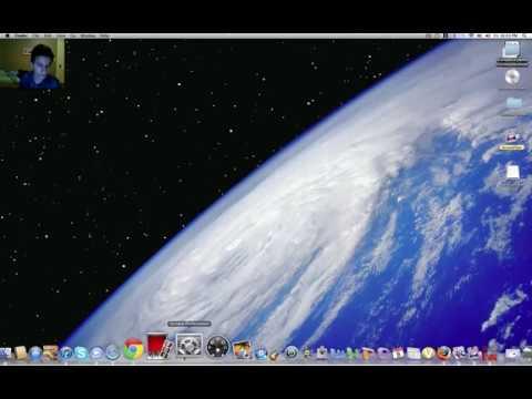 How To Change The Menu Bar Color - MAC Tutorial