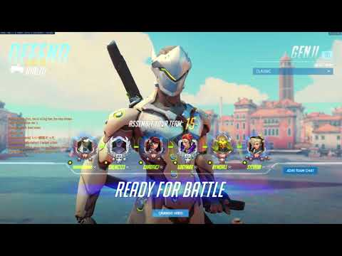 Rey and Friends Play Overwatch: We got recognized AND got our asses kicked