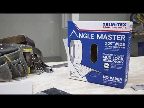 Angle Master Flexible Corner Trim by Trim Tex
