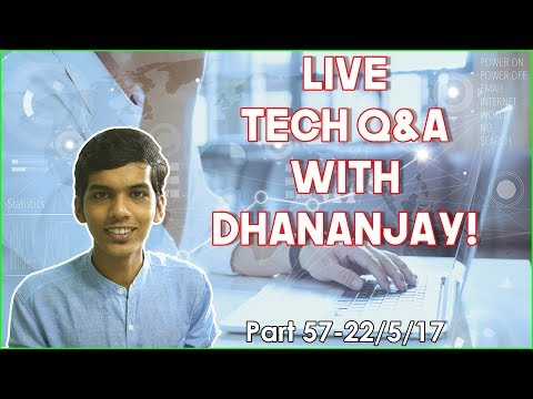 Live Q&A with Dhananjay l S02 E05 🔥🔥🔥