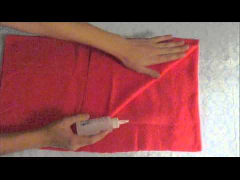 How To Make A Doll Sleeping Bag ~ Slumber Party Series