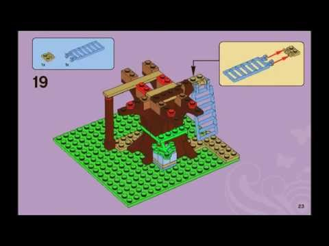 How To Build Lego Friends Instructions