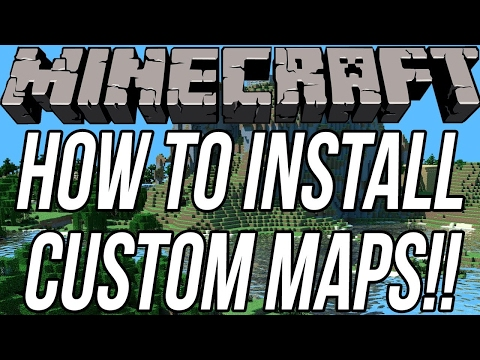 How to Install Minecraft Maps For Mac (Simple)