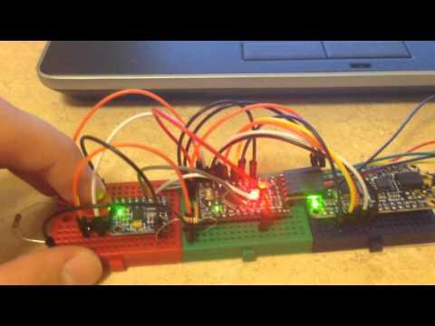 Arduino Lightsaber Soundboard