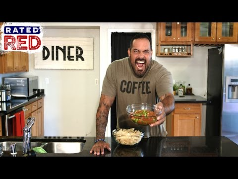 Recipes with Rocco: Mexican Tequila Salsa