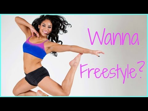 How to Freestyle like a Professional Cheer/Dance Audition