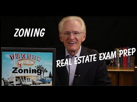05 Zoning: Arizona Real Estate License Exam Prep