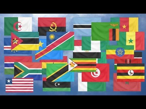 Flag Quiz, Africa. Easy!