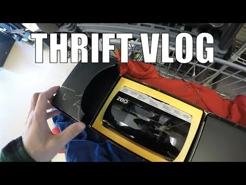 Thrifting for Resale - Clothes and Kids TOYS that sells quickly on eBay....