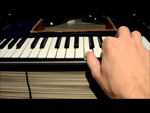 Adding Velocity sensitivity / Aftertouch to Piano toy Midi  controller (Part 2)