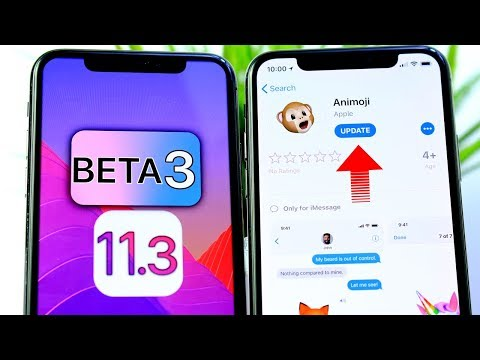 iOS 11.3 Beta 3 is out | What's New ?
