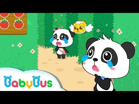 Oh no! Monster Appears! | Strange Fruit Maze | Number Bombs | Math Kingdom Adventure 3 | BabyBus