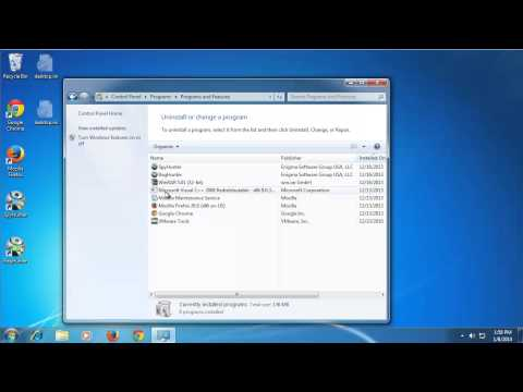 Delete Windows Accelerator Pro Virus (manual and automatic) Removal Guide