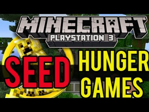 Minecraft Playstation 3 - Hunger Games Seed