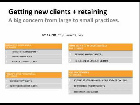 Teaspiller Demo to Accounting Firms 2011
