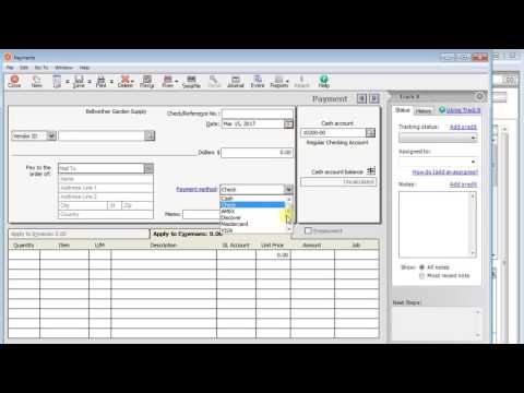 How to Exclude Credit & Debit Card Payments from 1099-MISC in Sage 50