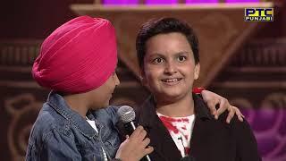 Studio Round 06 | Jenny Johal | Jordan Sandhu | Voice of Punjab Chhota Champ 4 | Full Episode