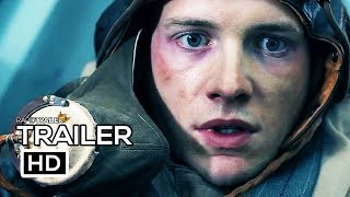 Hurricane Official Trailer #2 (2018) Iwan Rheon, Milo Gibson Movie Hd