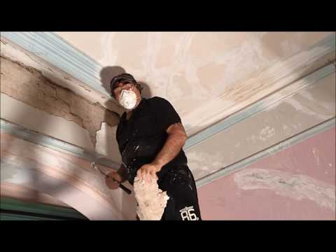 Installing a Missing Section of Victorian Cornice