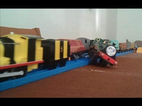 Thomas and Friends - Best Accidents Happen in 2011