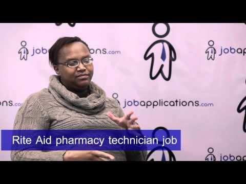 Rite Aid Interview - Pharmacy Technician