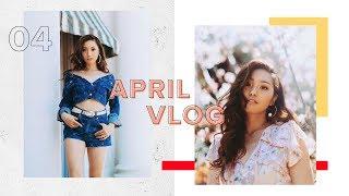 Preparing For The Big Weekend | April Vlog
