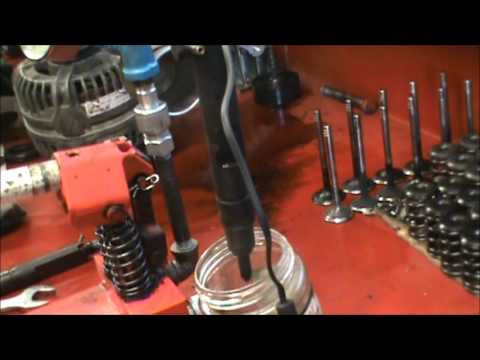 Simple Homemade TDI Injector test
