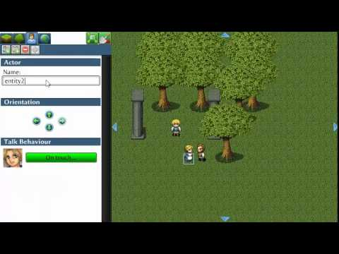 Make your own RPG with RPG Playground