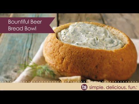 Bountiful Beer Bread Bowl Recipe