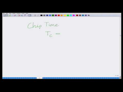 Lecture 27: Chip Time and Bandwidth Expansion in CDMA