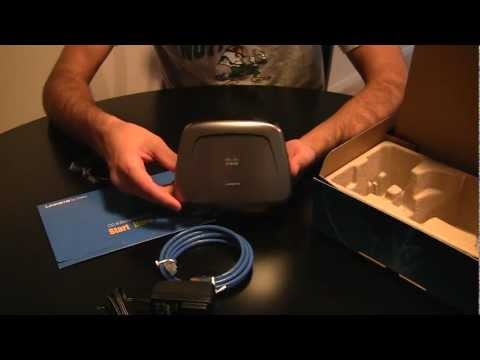 Unboxing: Cisco Linksys WET610N Wireless Gaming Adapter