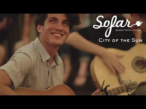 City of the Sun - Intro (The xx Cover)   Sofar NYC